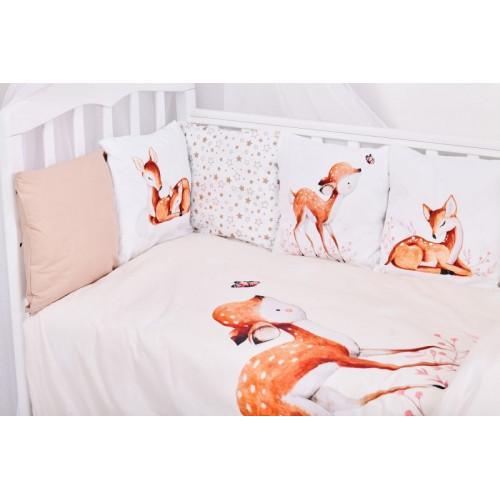 Комплект постельного белья Топотушки Олененок 6 предметов
