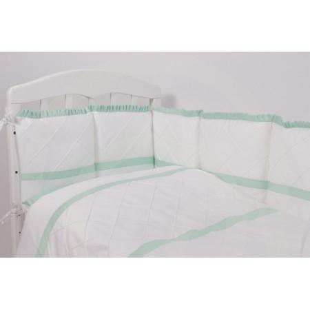Комплект белья в кроватку Топотушки Розали 6 предметов