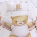 Комплект в кроватку Топотушки Лучик 6 предметов