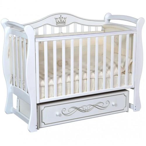 Кровать детская JULIA-111(универсальный маятник)