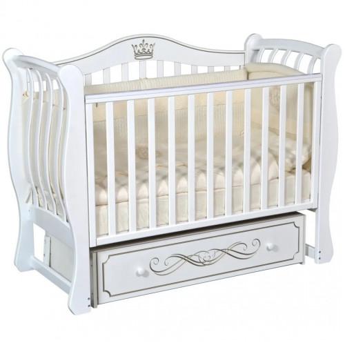 Кровать детская Luiza-33,(универсальный маятник)