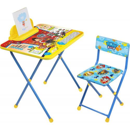 Комплект детской складной мебели Щенячий патруль