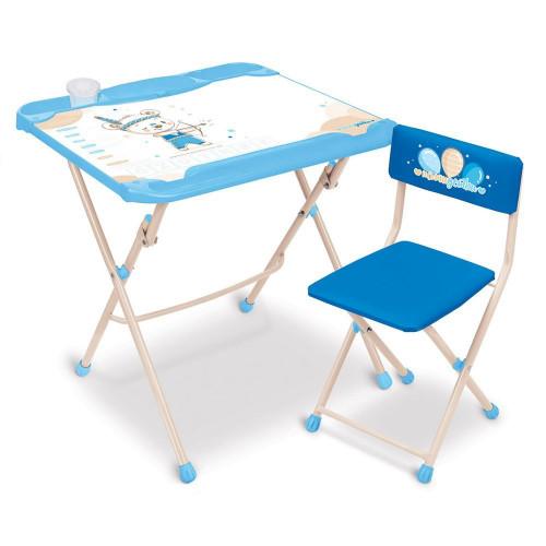 Комплект детской складной мебели Наши Детки 3 В 1 (КНД5)