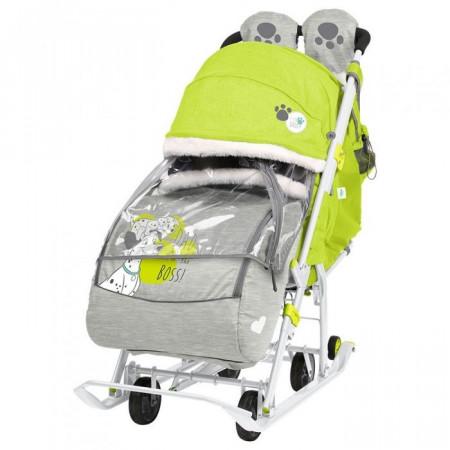 Санки-коляска Ника Детям Disney Baby 2 - 01