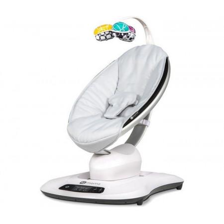 Кресло-качалка МамаРу 4.0 - серебро
