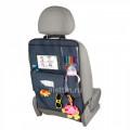 Органайзер на спинку автомобильного сиденья (жаккард, плёнка ПВХ)