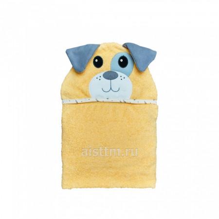 Полотенце для купания Цветная коллекция - Собачка