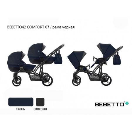Коляска 2 в 1  Bebetto 42 Comfort