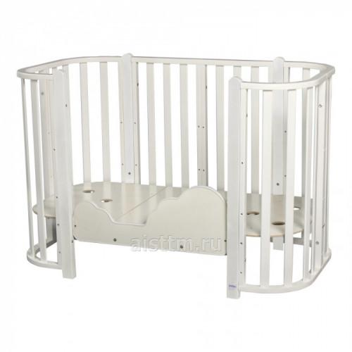 Кровать детская 4 в 1 indigo Brioni