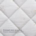 Матрац детский Plitex Flex Cotton Ring - 740х740 мм