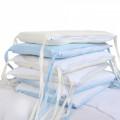 Комплект в кроватку 6 предметов Мир Детства (подушечки)