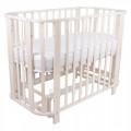 Кровать детская Элипс (поперечный маятник с фиксатором)