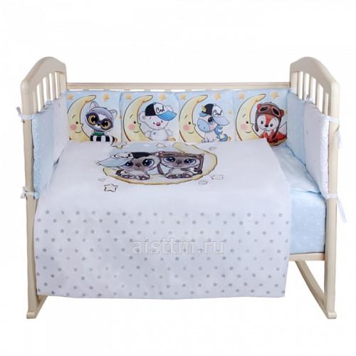 Комплект в кровать 6 предметов Забава