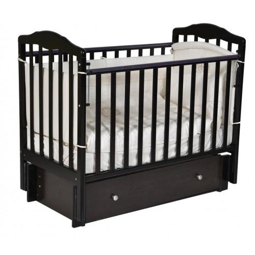 Кроватка детская Helen 3 ящик, универсальный маятник