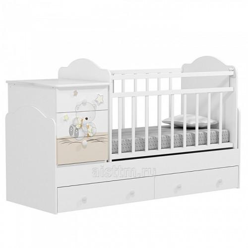 Детская кроватка Amici Universal