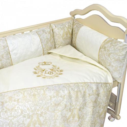 Комплект в кроватку Golden kit (4 предмета)