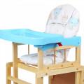 Стол-стул для кормления Мишутка new