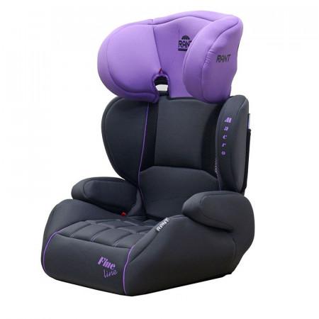 Автокресло Rant MACRO 15-36 кг - фиолетовый