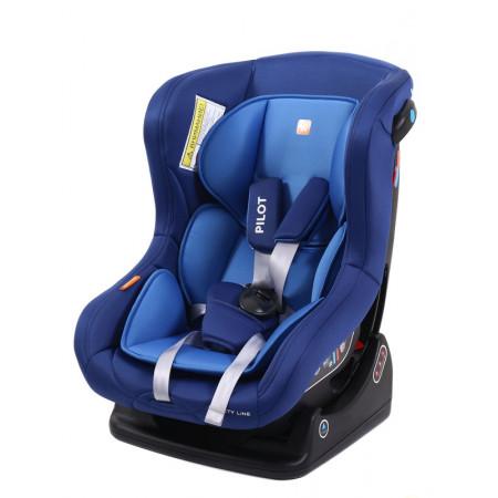 Автокресло Rant Pilot Safety Line группа 0/1 (0-18 кг) -  blue
