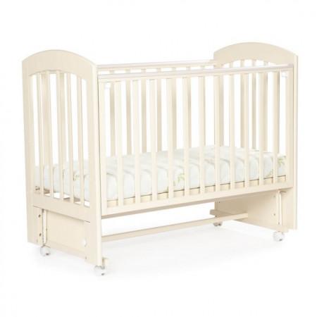 Детская кровать BEBIZARO REGENCY – с универсальным маятником - ваниль