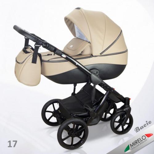 Детская коляска Mirelo Bacio Eco 3 в 1