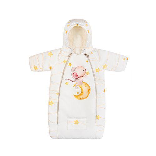 Конверт-комбинезон для новорожденного Мышка-Малышка