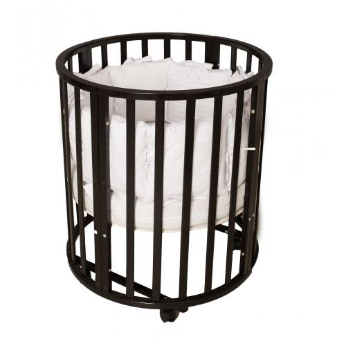 Кровать детская Incanto Северная Звезда 9 в 1 колесо
