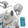 Электронные качели MISTY 2в1 (0-15 кг)