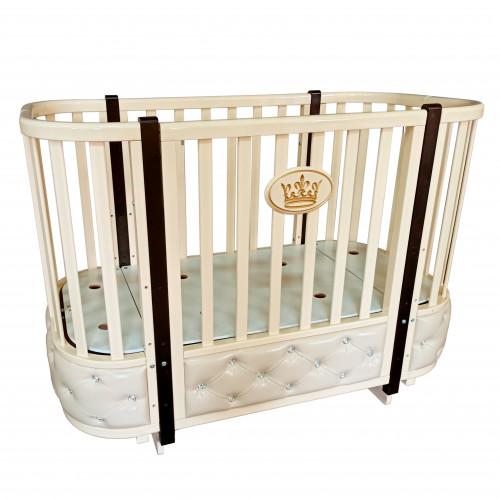 Кровать Кедр Esenia 2 (автостенка, поперечный маятник, колесо)
