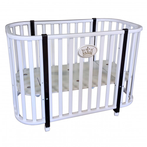 Кровать Кедр ESTELLE 1 (колесо)