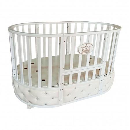 Кровать детская Sofia Elegance - белый