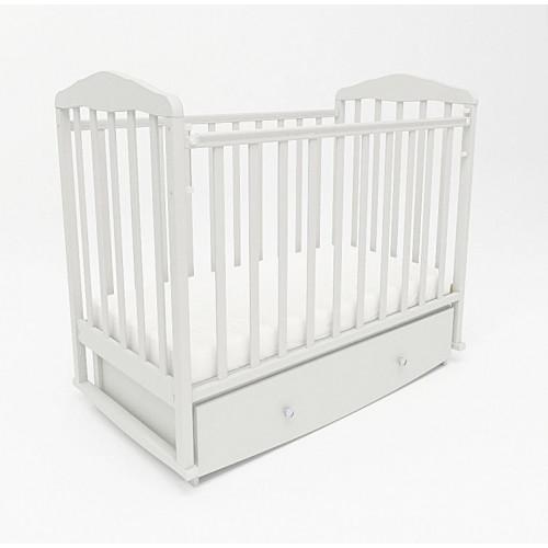 Кроватка детская Березка маятник поперечный