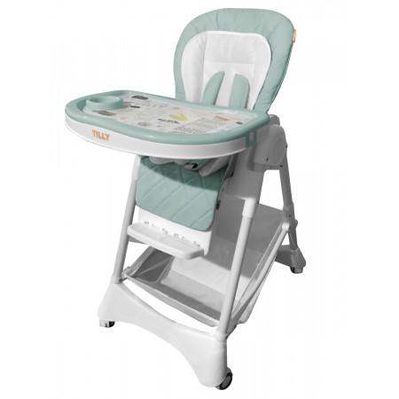 Стульчик для кормления BABY TILLY T-652/1 Tiny - мятный