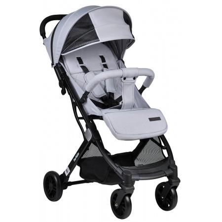 Коляска прогулочная Farfello Comfy Go - серый