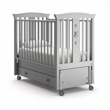 Детская кровать Nuovita Fasto swing (продольный маятник) - муссон
