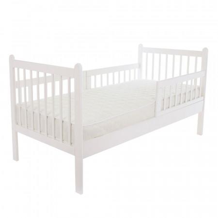 Кровать Подростковая EMILIA NEW 165*86,5*88,5 см - белый