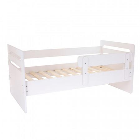 Кровать Подростковая AMADA NEW Ваниль 160*80см - белый