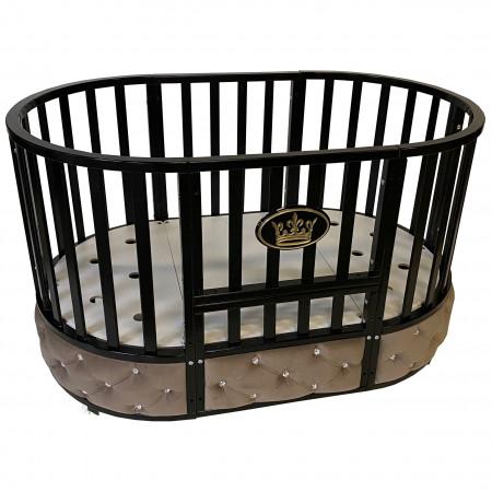 Кровать детская Sofia Elegance - шоколад