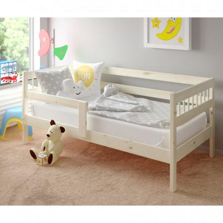 Кровать Подростковая HANNA NEW  - Натуральный Лак