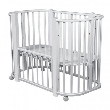 Кровать детская 5/1 PITUSO Asti  - Белый