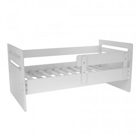 Кровать Подростковая AMADA NEW Ваниль 160*80см - серый