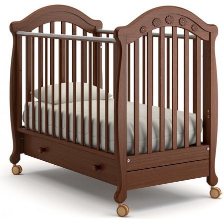 Детская кроватка Гандылян Джозеппе - Орех