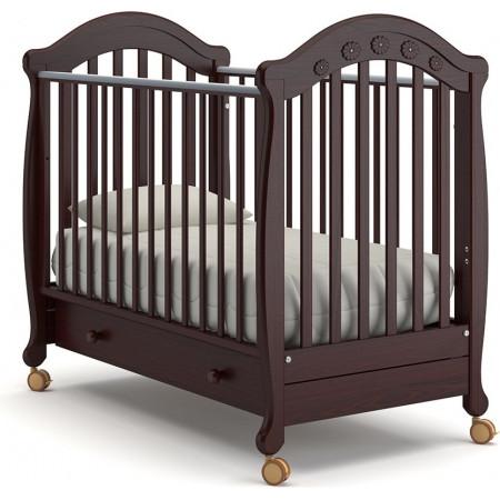 Детская кроватка Гандылян Джозеппе -  Махагон