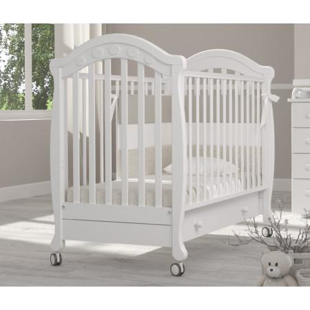Детская кроватка Гандылян Джозеппе - белый