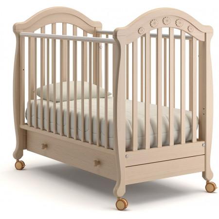 Детская кроватка Гандылян Джозеппе -  Выбеленный Бук