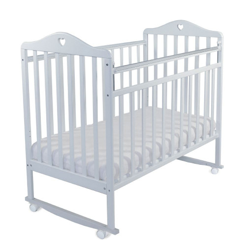 Кровать детская КАТАРИНА (колесо, качалка)