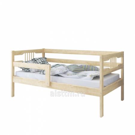 Кровать подростковая FREYA - натуральный