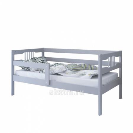 Кровать подростковая FREYA - серый