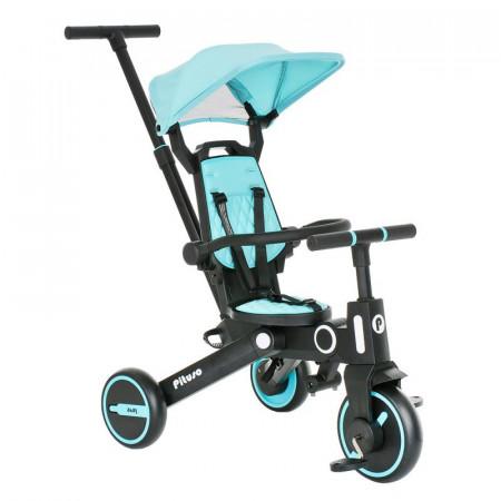Велосипед 3-х колесный Pituso Leve - голубой