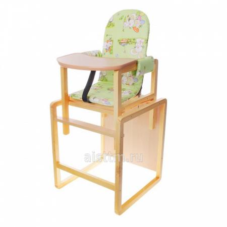 """Стол-стул для кормления """"Бутуз"""" - салатовый"""